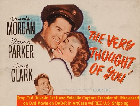 """""""The Very Thought of You"""" (1944)(DVD-R)"""