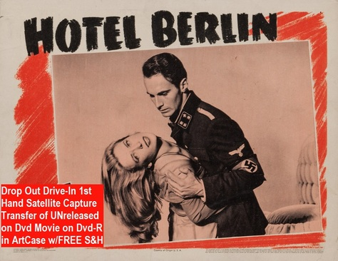 """Hotel Berlin"" (1945)(DVD-R)"