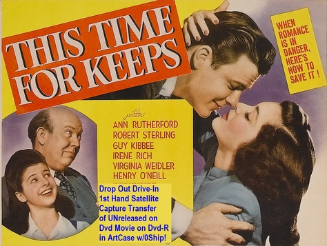 """This Time For Keeps"" (1942)(DVD-R)"
