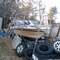 Project Boat Inboard Ski Boat with Trailer