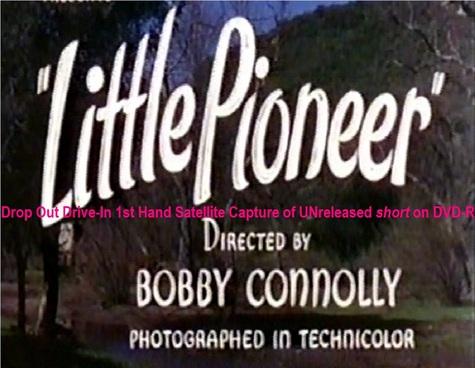 """Little Pioneer"" (1937)(DVD-R)"