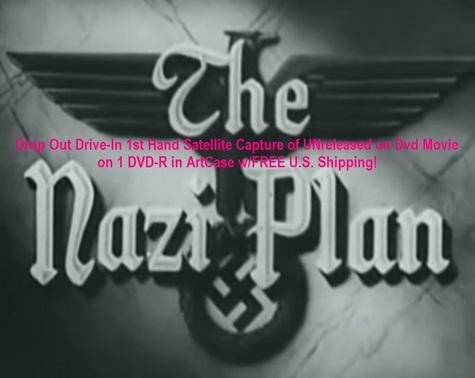 """""""The Nazi Plan"""" (1945)(DVD-R)"""