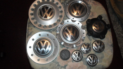 VOLKS  CENTER  CAPS---only $ 10 each