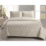 Martinique Quilt Bed Set - $19.99-$29.99