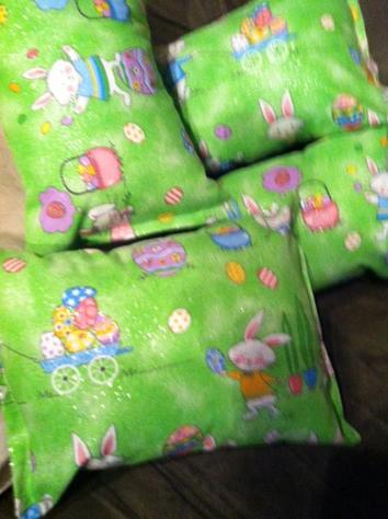 Easter pillows for Kids
