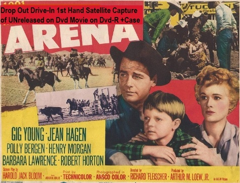 """Arena"" (1953)(DVD-R)"