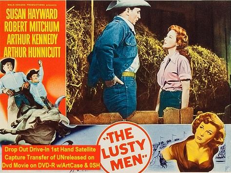 """The Lusty Men"" (1952)(DVD-R)"