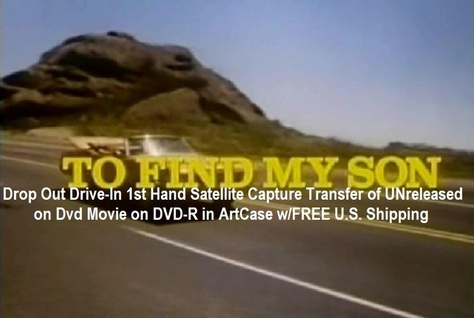 """To Find My Son"" (1980){DVD-R}"