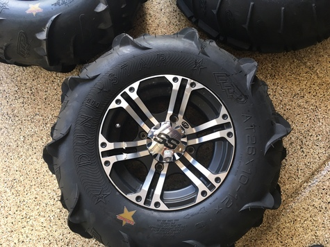 ATV Sand Tires and Rims