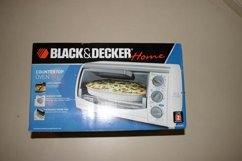 Black & Decker PRO 490 WC Countertop Oven
