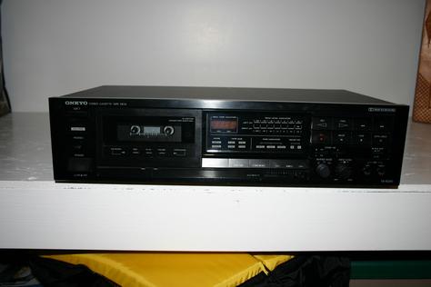 Onkyo TA-R260 Stereo Cassette Deck