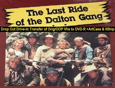 The Last Ride of the Dalton Gang (1979)(DVD-R)