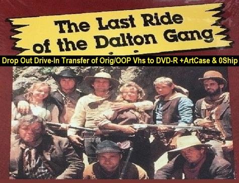 The Last Ride of the Dalton Gang (1979)(DVD-R)