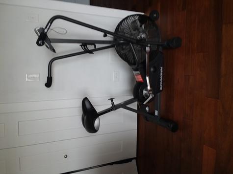 Schwinn exercise bike Biodyne Dual Motor