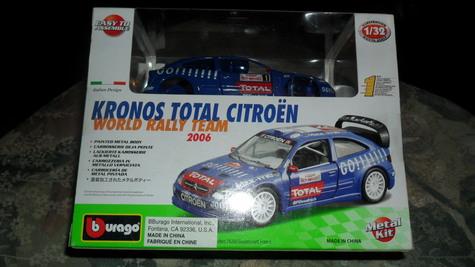 2006 CITROEN model kit