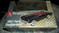 1957  FORD  THUNDERBIRD 1:25  predecorated plastic model kit---
