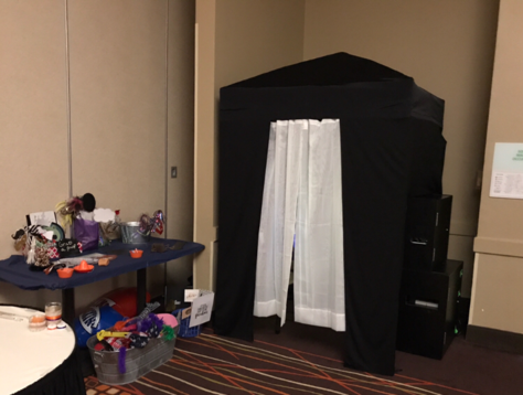 Famous photo booth