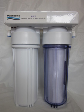 Two Stage Water Filter System
