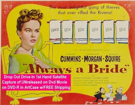 """Always a Bride"" (1953)(DVD-R)"