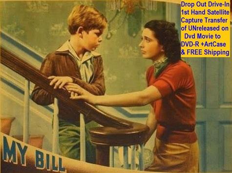 """My Bill"" (1938)(DVD-R)"