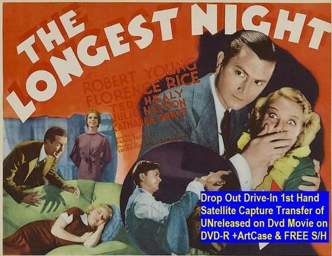 """The Longest Night"" (1935)(DVD-R)"