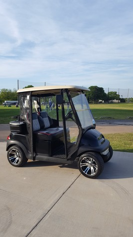 2013 Club Car Golf Cart