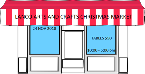 Lanco Christmas Craft Sale