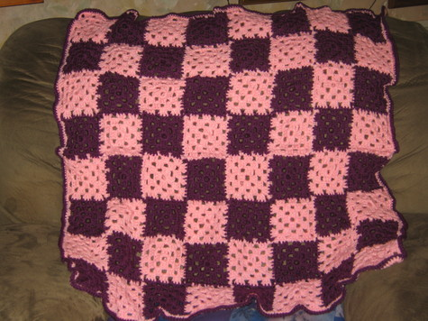 Baby Girl Quilt 2
