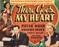 There Goes My Heart~1938~DVD~Frederic March~Virginia Bruce~0SHIP