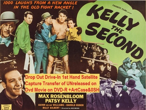 """Kelly the Second"" (1936){DVD-R}"