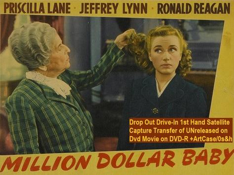 """Million Dollar Baby"" (1941({DVD-R}"