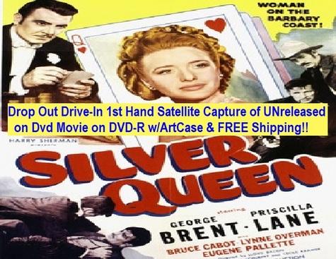 """Silver Queen"" (1942){DVD-R}"