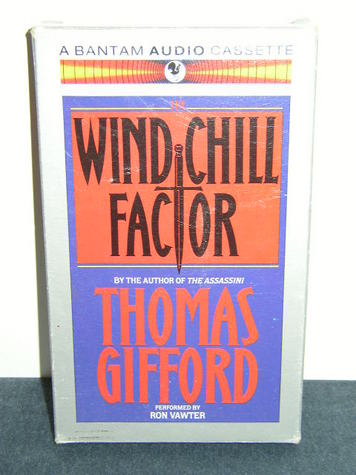 Thomas Gifford - Wind Chill Factor