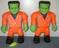 1992 Playskool - Big Frank Monster Toys