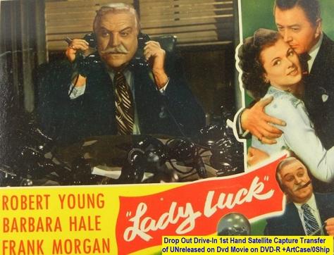 """Lady Luck"" (1946){DVD-R}"