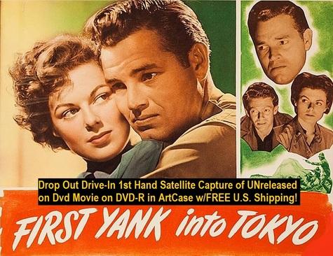 """First Yank Into Tokyo"" (1945){DVD_R}"