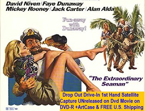 """The Extraordinary Seaman"" (1969){DVD-R}"