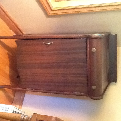 Music cabinet in good condition.