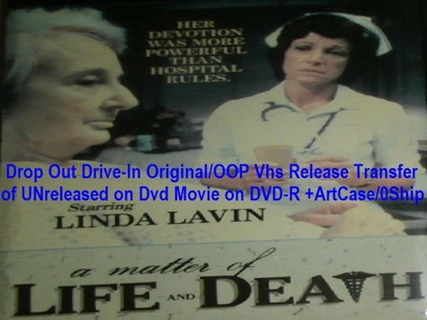 """A Matter of Life and Death"" (1981){DVD-R}"