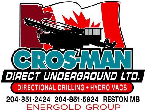 Cros-Man logo
