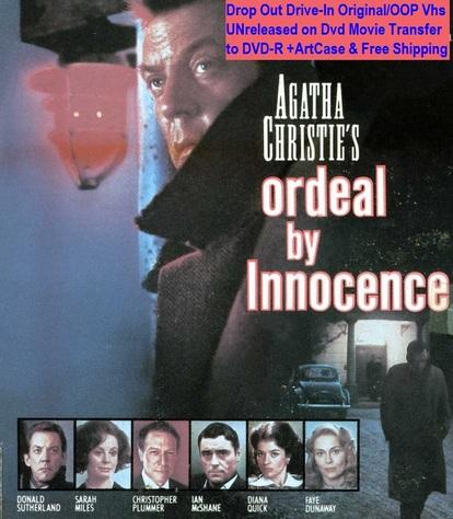 """Ordeal by Innocence"" (1984){DVD-R}"