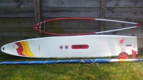 Bic 250 Windsurfer