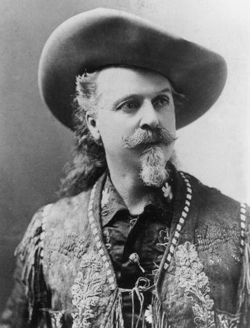 William Buffalo Bill Cody, Le Claire, Iowa Piano Tuning and Repair, Craig W. Clough, (309) 786-8617