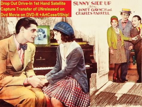 """Sunnyside Up"" (1929){DVD-R}"