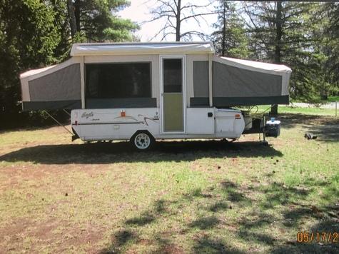 2003 Jayco Eagle pop-up camper