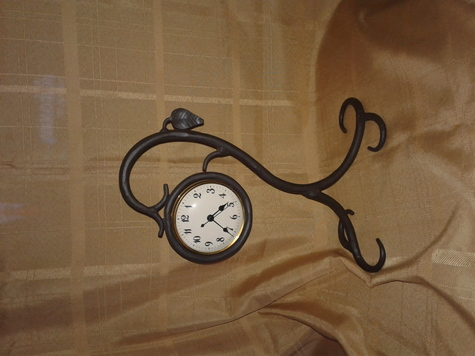 Designers Table Clock