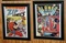Framed Reproduction Comic Book Cover Art