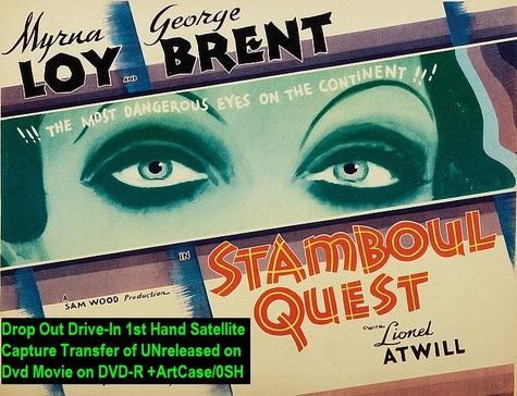 """Stamboul Quest"" (1934){DVD-R}"