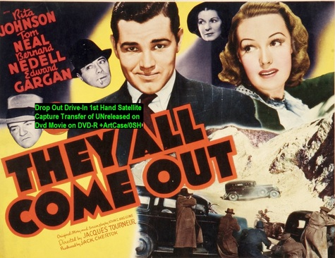 """""""They All Come Out"""" (1939){DVD-R)"""