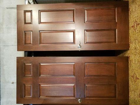 Maple Doors
